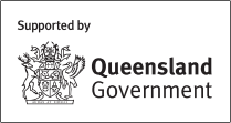Supported by Queensland Government